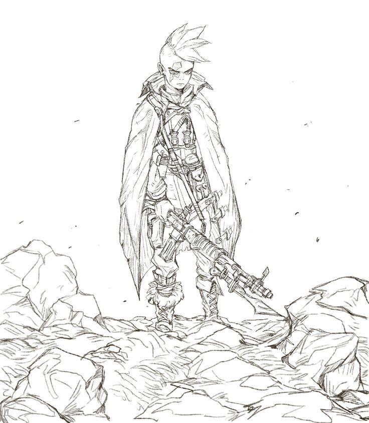ArtStation - idea sketches, byung ju an