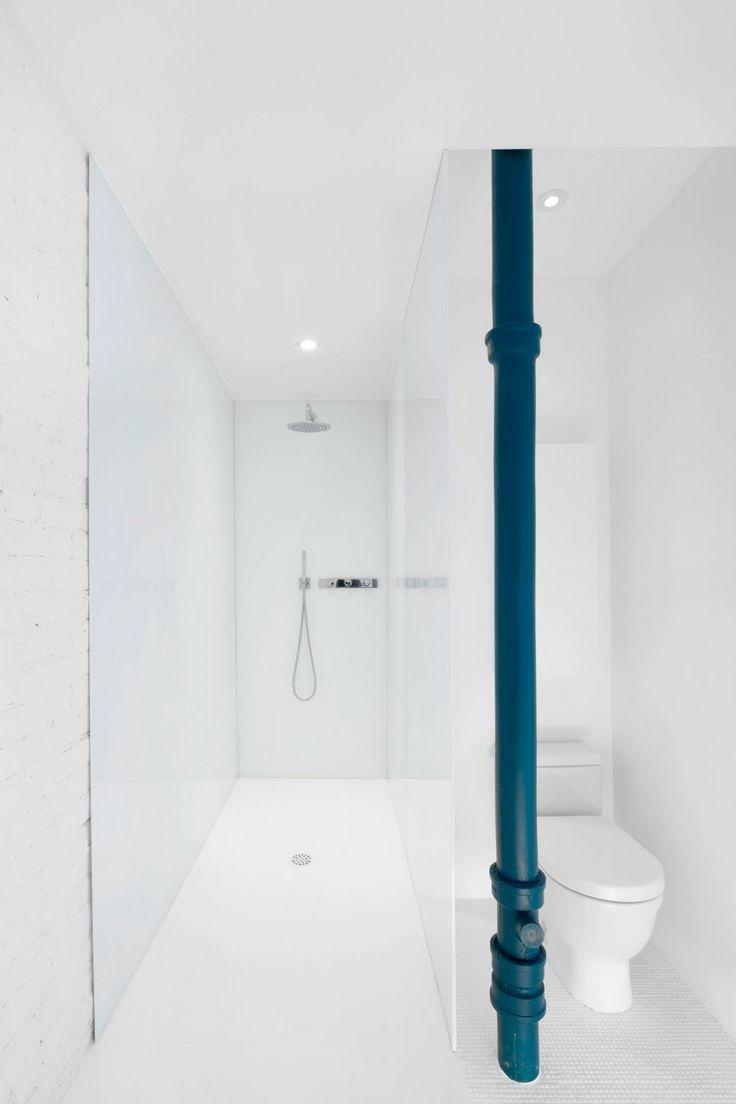 25 beste ideeà n over witte badkamers op pinterest badkamers