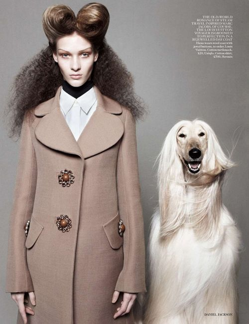 Daniel Jackson | Vogue UK August 2012 | Best inShow