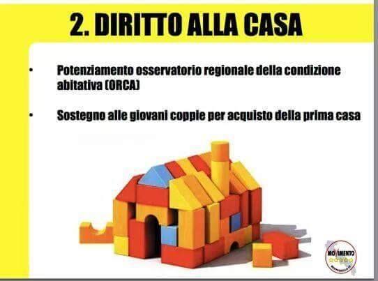 2.Programma Regionale,M5S Puglia 2015.