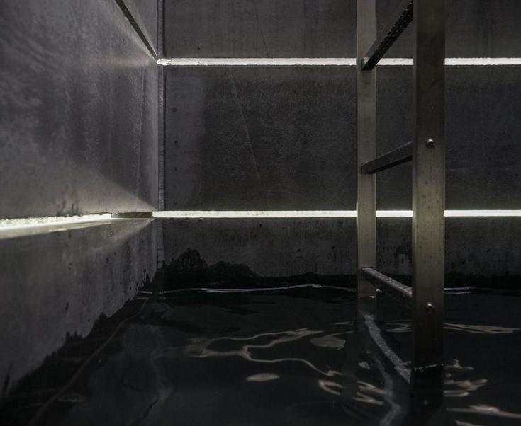 one man sauna | modulorbeat