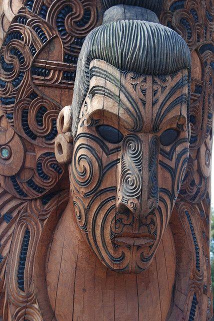 70 best asmat oceanic art images on pinterest tribal art for Wood carving tattoo real