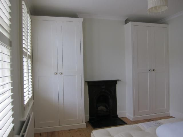 JAMES CARPENTRY www.james-carpentry.co.uk Wardrobes