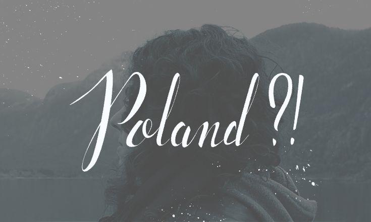 Czemu Polska? // Why Poland?