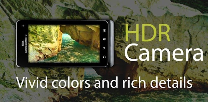 HDR Camera app for Android