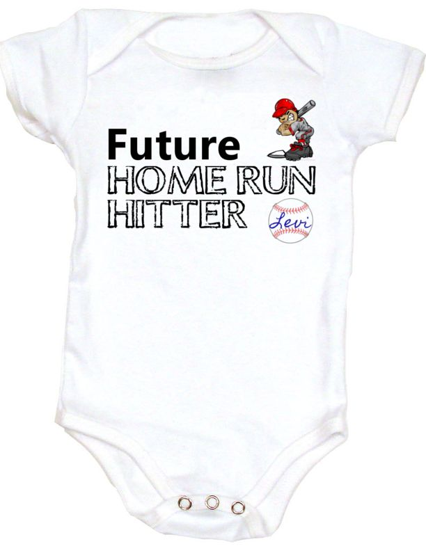 43 best badass baby vulgarbaby images on pinterest baby future home run hitter baby onesie boy onesieonesiesunique baby shower giftspersonalized babysan antonio negle Image collections