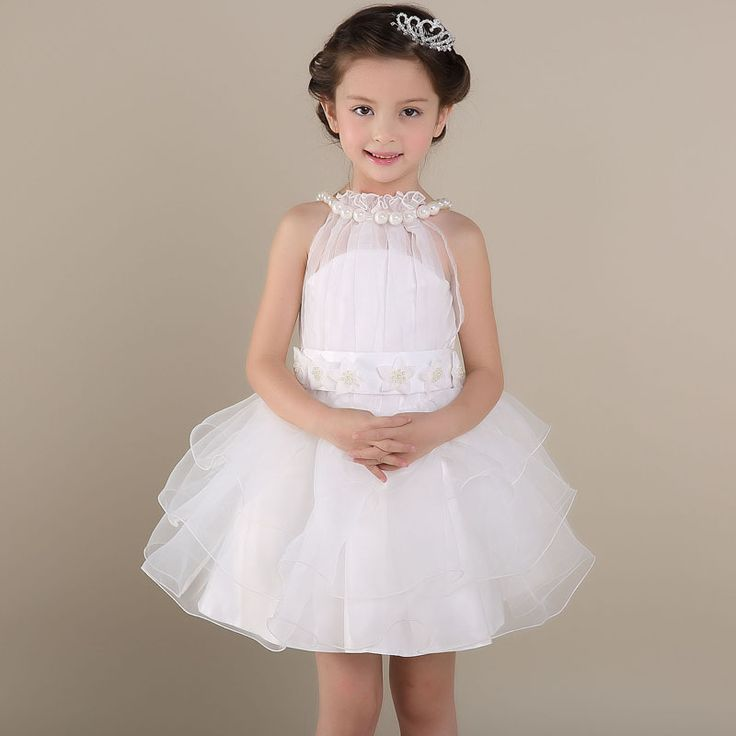 Cheap Flower Girl Dresses, Buy Directly from China Suppliers:[xlmodel]-[products]-[8888]        Hot Sales     New Flower Girl Dresses For Weddings 2015 Princess Knee-length Sleevele