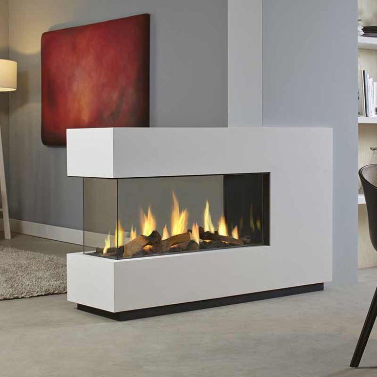 An Impressive Gas Fireplace The Dru Metro 100xtu The Dru Metro