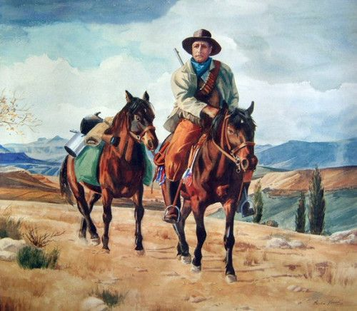 Boer War Art Poetry and History | Chessalee