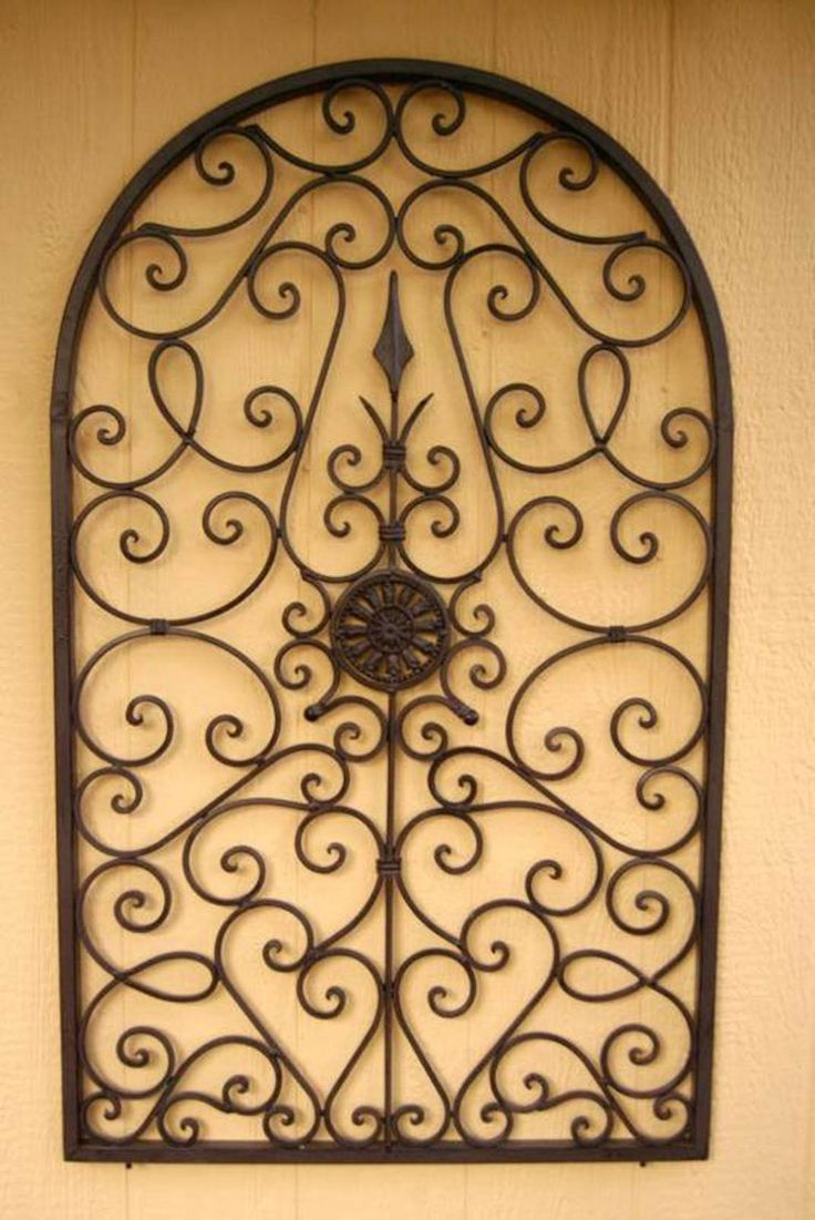 13 best Wrought Iron Fleur de lis Home Decor images on Pinterest ...