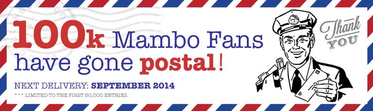 The NEW FREE Mambo Sprouts Coupon Book will ship at the end of September 2014!