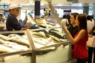 Sydney Fish Markets Open everyday  Pyrmont Bridge Rd, Pyrmont