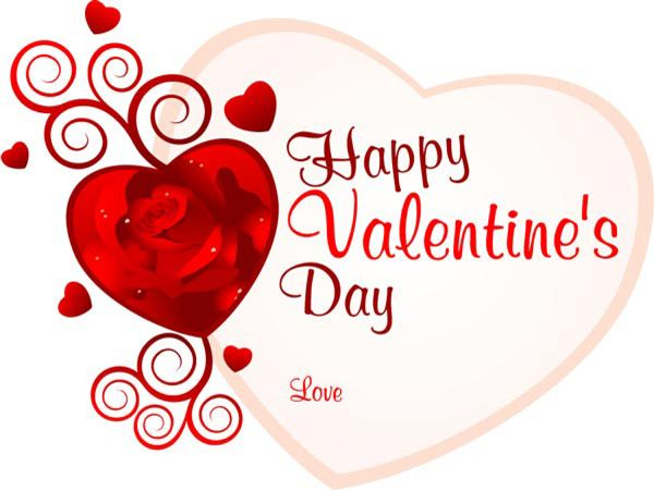 25 best ideas about Happy valentines day images – Valentines Messages for Cards