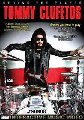 Behind the Player - Drummer Tommy Clufetos (DVD, 2008)