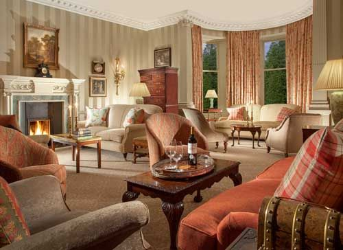 Luxury Cromlix Hotel in Scotland - Owned by Tennis Great Andy Murray
