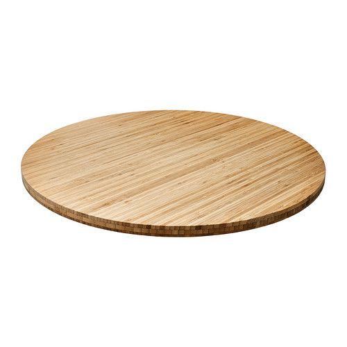 1000 id es sur le th me plateau tournant sur pinterest b tons meubles tables de chevet et - Plateau tournant tv ikea ...