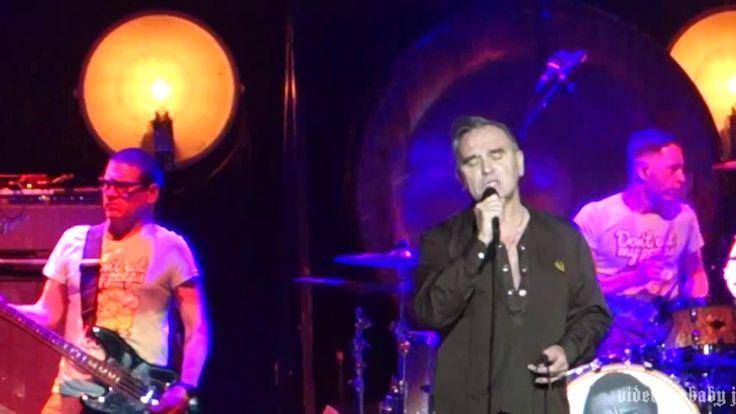 Morrissey-STAIRCASE AT THE UNIVERSITY-Live @ Fox Theatre, Tuscon, AZ, Ap...