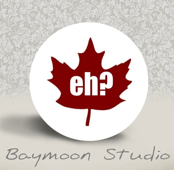 Canadian Maple Leaf, eh?
