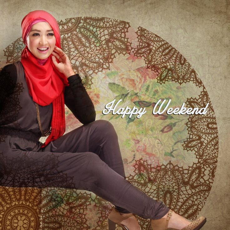 happy weekend_naeema hijab