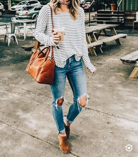 Basic. Perfect for casual brunch of weekend errands.