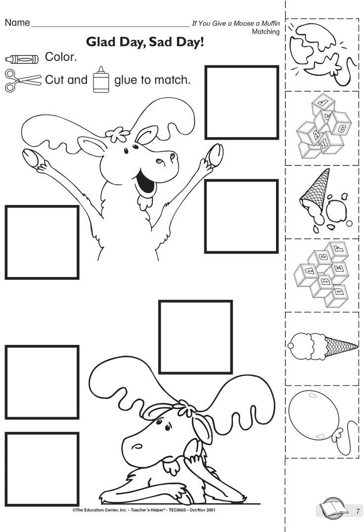 Four Fantastic Preschool Moose Activities & Crafts