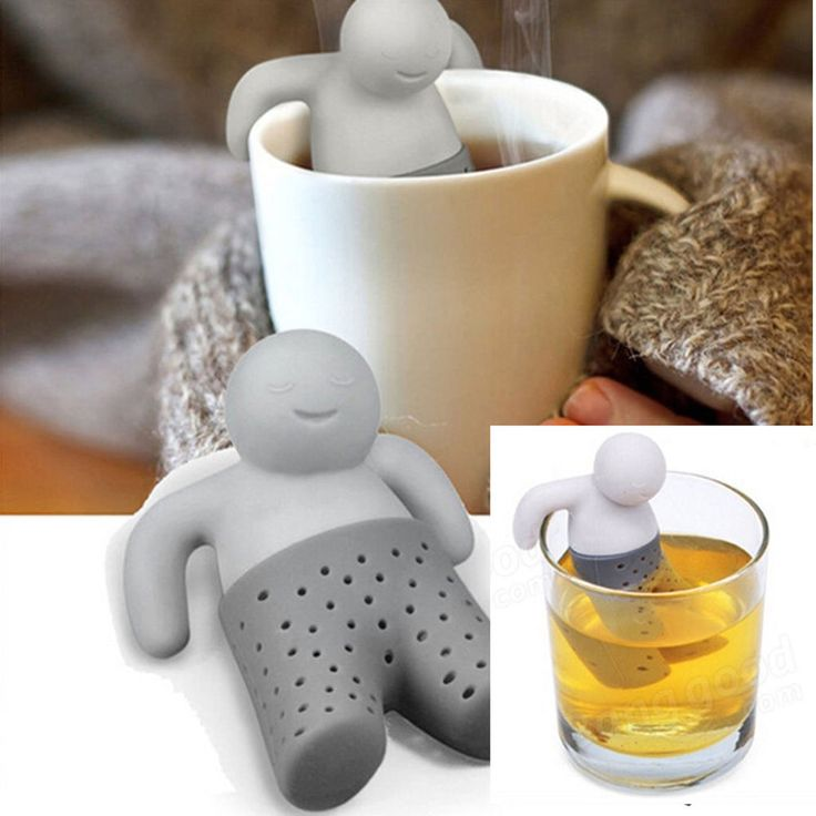 1 Pcs 2016 Teapot Cute Tea Infuser Tea Strainer Coffee & Tea Sets Silicone Tea #clothing,#shoes,#jewelry,#women,#men,#hats,#watches,#belts,#fashion,#style