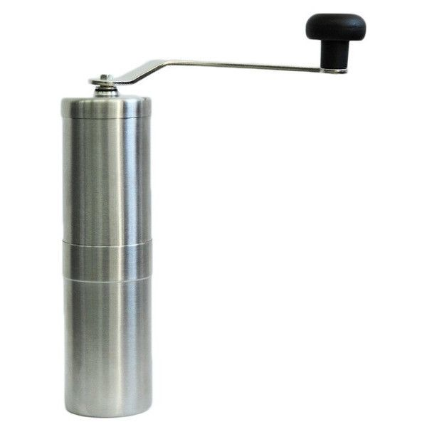 This tall version of the very popular Porlex Hand Mill Coffee Grinder provides extra capacity which makes it ideal for brewing for a couple of people