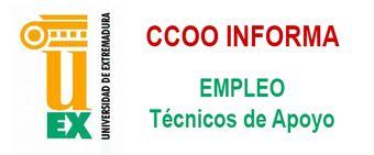 Universidad de Extremadura: una plaza de Técnico Superior de Laboratorio en la Facultad de Ciencias de la Comunicación