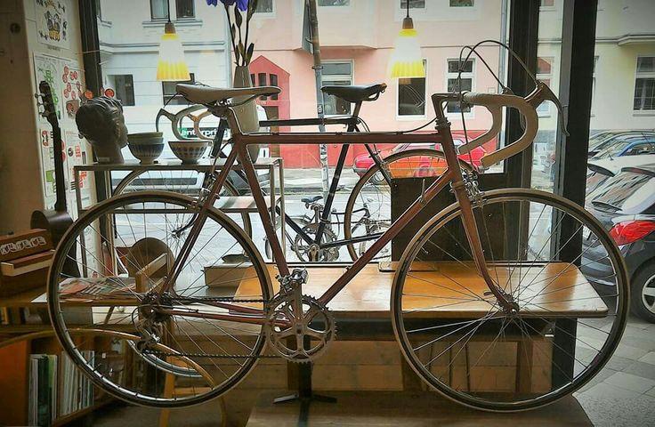 Mercier  French racing bike  Französisches Rennrad