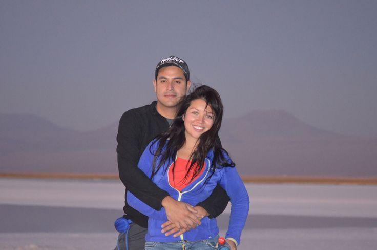 San Peter-salar de Atacama #inlove<3 :)