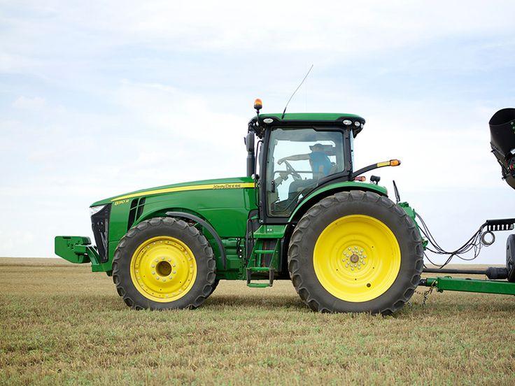 Used Tractors & Tractor Equipment - John Deere Machinefinder
