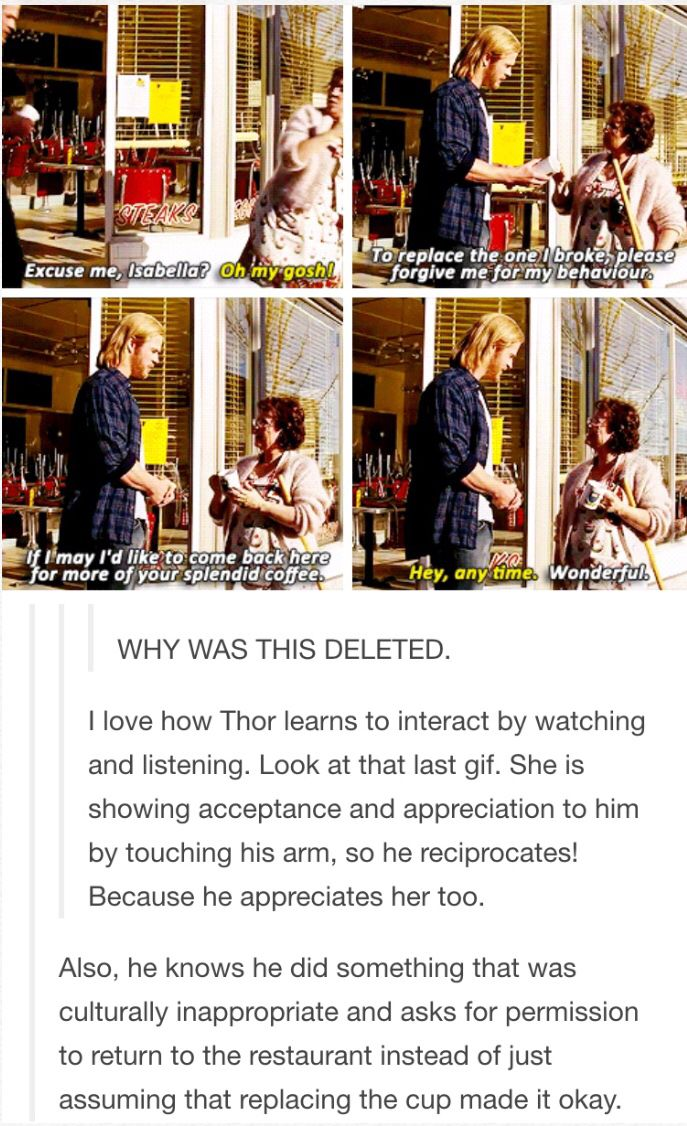 Why was this deleted?<<<UGH MY LIFE!!! WHY DO YOU DO THIS TO US MARVEL?!
