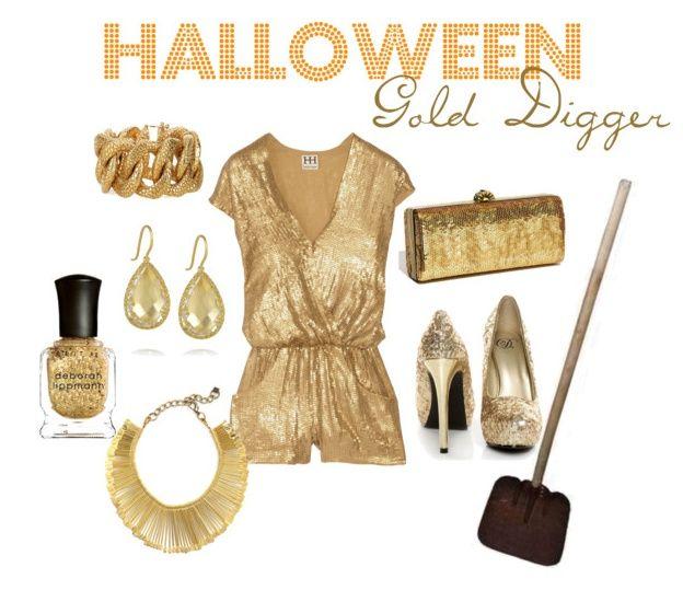 gold digger costume | Gold Digger costume | Artfy Fartsy Time