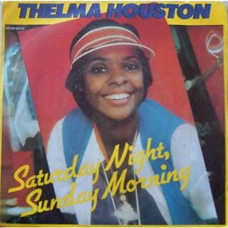 Världens bästa låt: Thelma Houston - Saturday night, Sunday morning