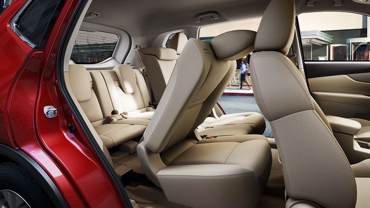 2014 rogue interior 3rd row seating explore nissan Nissan rogue 2015 interior pictures