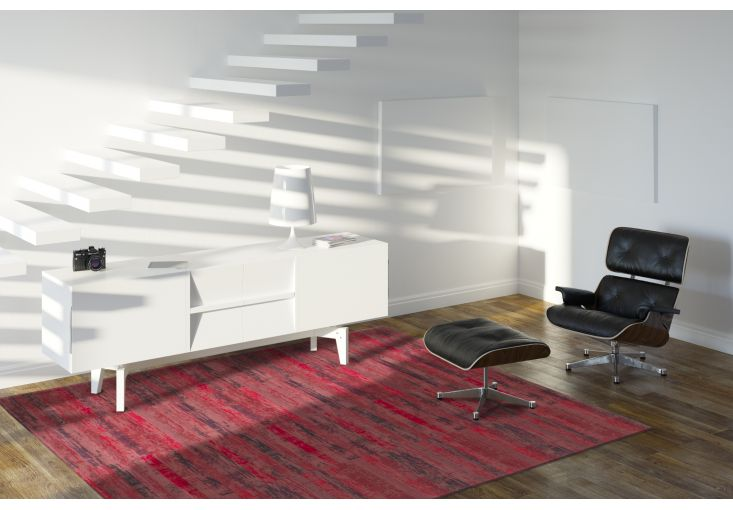Dywany Mosaiq :: Dywan vintage 8400 Red Max - Carpets&More - wysokiej klasy dywany i akcesoria tekstylne