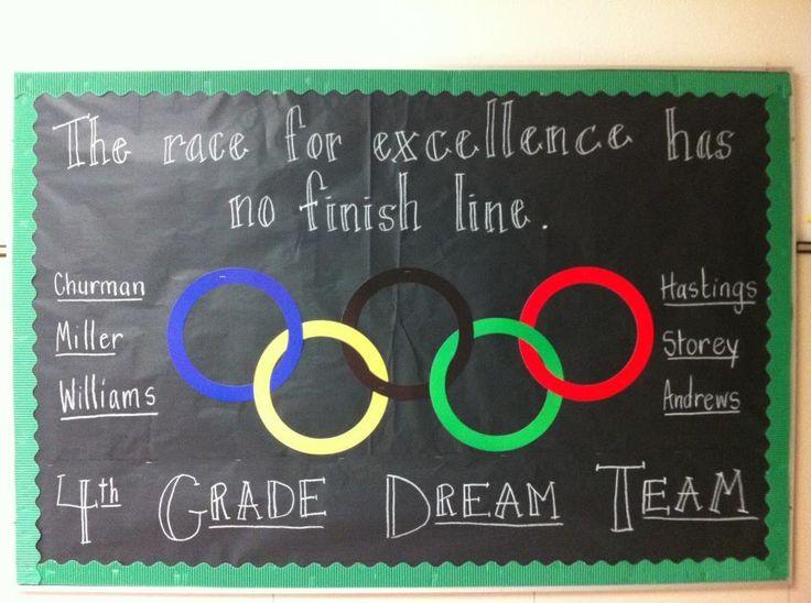 Olympics theme