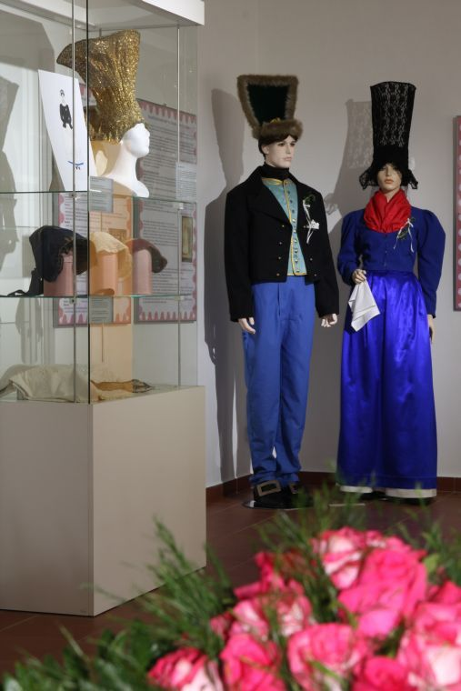 Wedding clothes from the surroundings of Znojmo