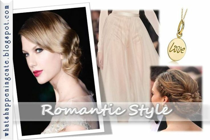 #RomanticStyle 3 Punto: Il Proprio #Stile. Lasciamoci #ispirare Guarda il Blog di #WhatsHappeningCate? posto dietro questo pin perché lì troverai molti più esempi!  Step 3: The Own #Style. Let us #inspire  Watch the blog of What's Happening, Cate? behind this pin, because there are more examples! #WHCate