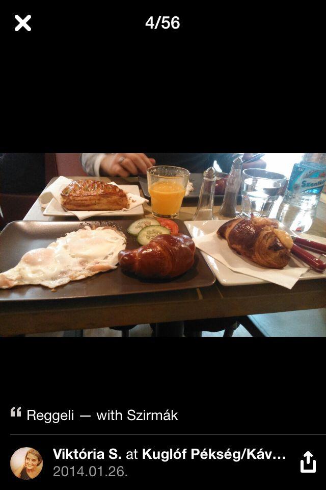 Breakfast at Kuglóf