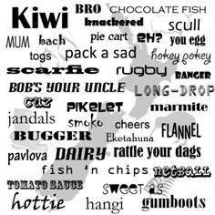Kiwi As Serviettes