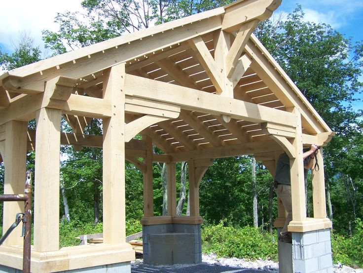 historic timber frame vermont american arts and crafts architecture