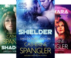 Science Fiction Romance from RITA nominated author Catherine Spangler! I loved this series! Only $14.99 for all 5 books #sciencefictionbooks