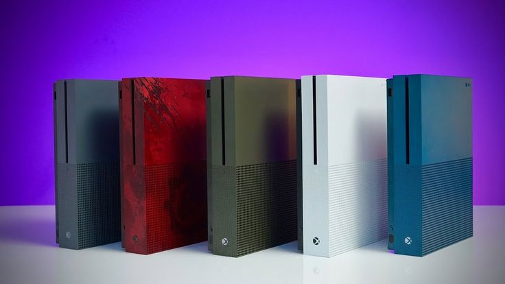 awesome Most effective Xbox One particular S - Each Coloration!