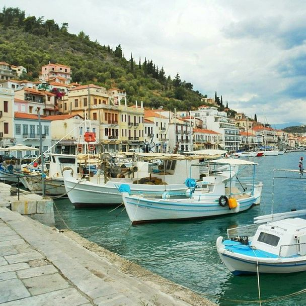 Gythion, Greece. Dreaming of an Azamara cruise here! #travel