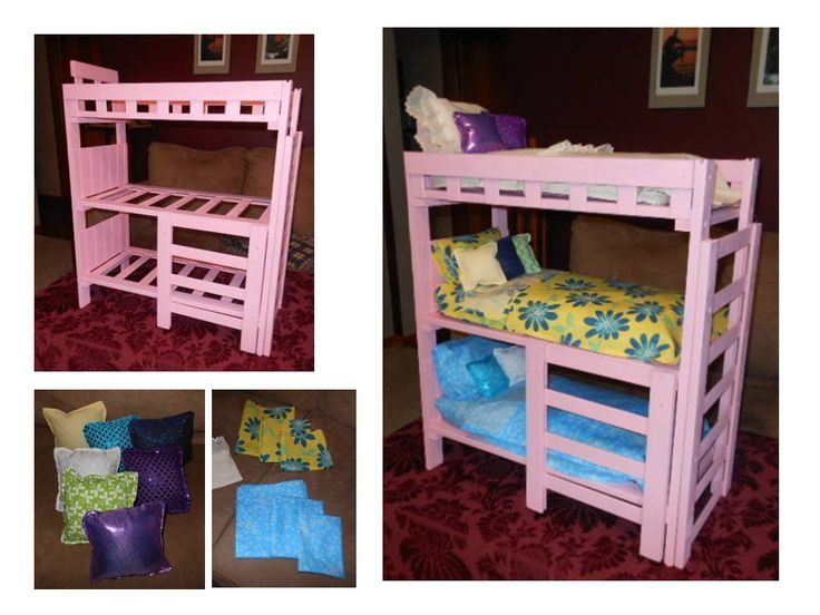 Doll Bunk Beds For Sale WoodWorking Projects & Plans