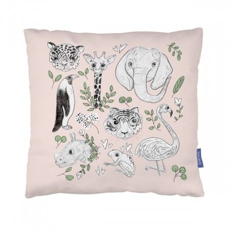Check out this awesome Cushion design by Jessillustrates in Ohh Deers Pillow Fight competition