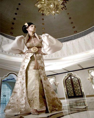 Traditional Wedding Dress Designer – Anne Avantie | Wedding Inspirasi
