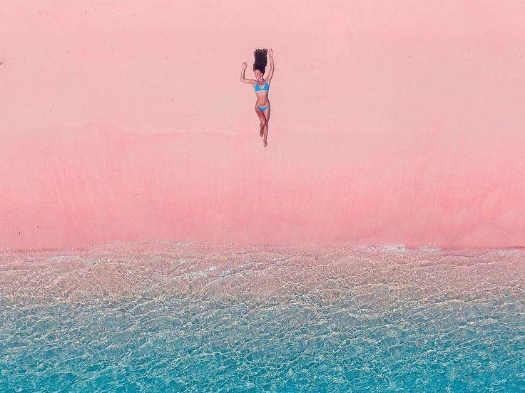Smell the sea and feel the sky let your soul and spirit fly  Location : Pink Beach, Komodo National Park. 📷 by : @yanusyan . . #pinkbeach #pulaukomodo #tukangjalan #tukangjalantrip #tukang_jalan #explorekomodoisland #komodotrip #sailingkomodo #gililawa #gililawadarat #tamannasionalkomodo #explorekomodo  #nusatenggaratimur #pesonaalam #pesonaindonesia #wonderfulindonesia #indonesiabagus #trip #travel #liburan #travelling #liburanseru #liburanmurah #exploreflores