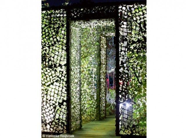 Les 25 meilleures id es concernant chambre camouflage sur for Filet camouflage terrasse
